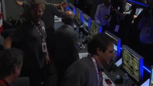 The moment NASA scientists knew the Juno mission was a success