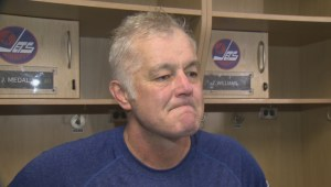 RAW: Winnipeg Jets Alumni Dave Ellett