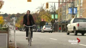 Petition Fights Commercial Drive Bike Lanes