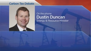 Energy CEOs discuss Alberta carbon tax