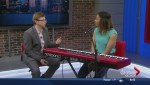 Reeny Smith performs on The Morning News