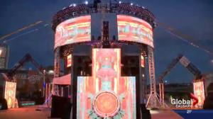 East Village space ship creating a buzz as part of Beakerhead