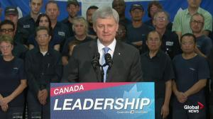 Harper wants to expand apprenticeship program