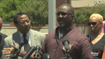 Father of girl involved in Texas pool party incident outraged by Police officer's conduct
