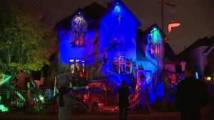 South shore homes gearing up for Halloween