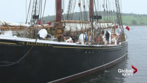 Bluenose Two docked again due to steering problems