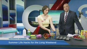 Keanan's Korner: Summer life hacks for the long weekend