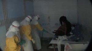 Ebola outbreak worsening