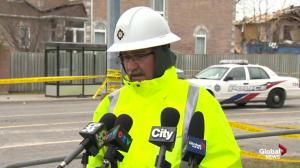Fire Marshal says investigation into house explosion will run 'at least' until Saturday