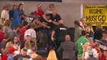 Scuffles break out at Trump rally in West Virginia