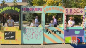 World's longest lemonade stand