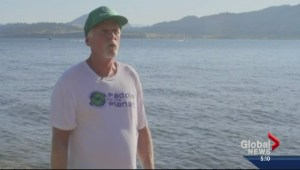 Okanagan man on a water saving mission star of local movie