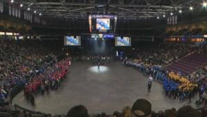 BC Winter Games open in Penticton