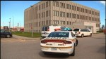 Inmates holding female guard hostage in courthouse