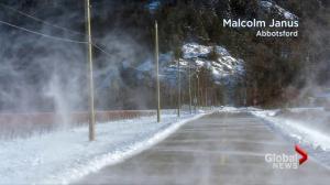 BC Evening Weather Forecast: Jan 2