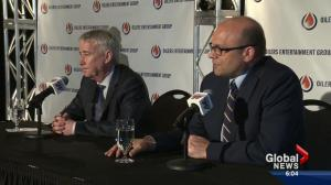 Big changes for Oilers office