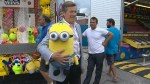 Mayor John Tory takes in some fun at opening day of CNE