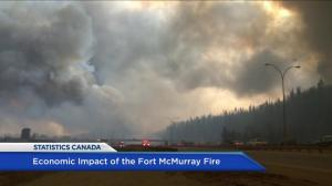 BIV: Impact of Fort McMurray fires on economy