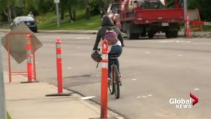 New bikes lanes met with mixed reactions