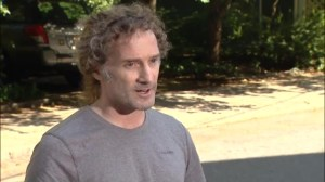 Freed US journalist  Peter Theo Curtis talks about his hostage ordeal in Syria