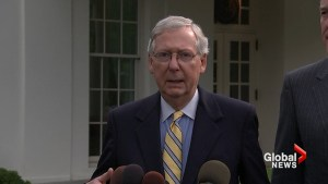 Sen. McConnell calls meeting with Trump on health reform bill 'very helpful'