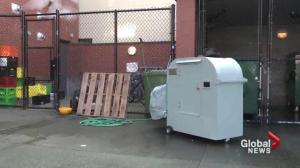 Tiny houses for the homeless?