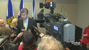 McNeil: Bill 1 will go through with no amendments