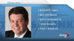 TransLink executives earn big bonuses