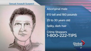 Edmonton jogger attacked and sexually assaulted