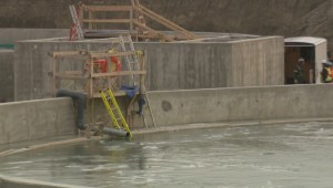 New wastewater treatment plant ahead of schedule, on budget