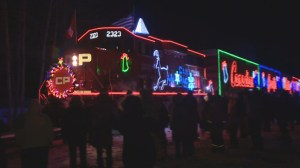 CP Holiday Train rolls through Shuswap
