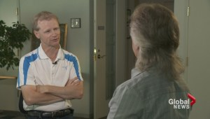 Squire sits down with BCTF president Jim Iker