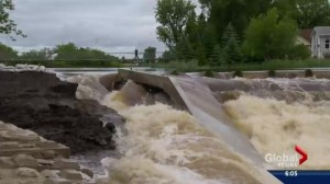 Provincial flood wrap