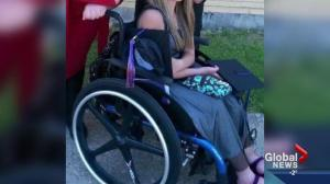 Missing wheelchair