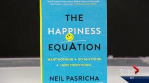 How can you find happiness? Canadian author offers his take