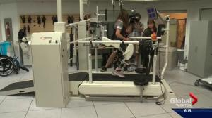 University of Alberta seeks volunteers for robotic legs study