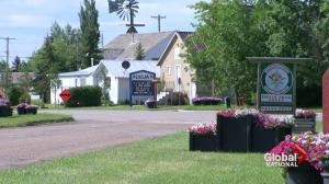 Alberta village offers $10-dollar lots for sale