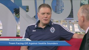 Whitecaps preview from Bob Lenarduzzi: Facing Seattle Sounders