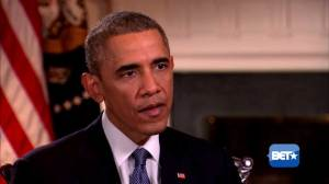 Obama weighs in on killings of unarmed black men in exclusive interview