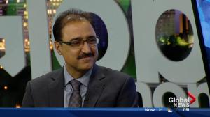 Infrastructure Minister Amarjeet Sohi discusses EI and infrastructure spending