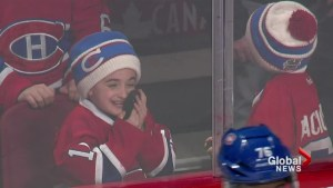 Unhappy Habs fans