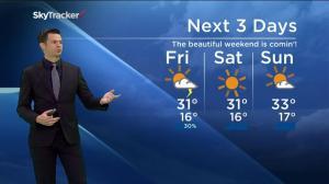 Saskatoon weather outlook – June 26