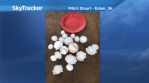 Saskatoon weather outlook: baseball-sized hail hits Saskatchewan on Sunday