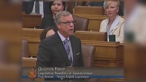 Premier Brad Wall defends private email server