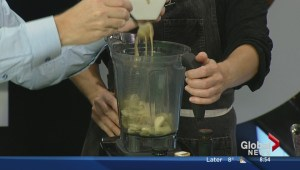 In the Global Edmonton kitchen with Get Cooking
