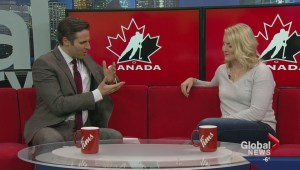 Hayley Wickenheiser calls it a career