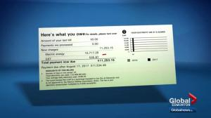 Woman goes public with jaw-dropping electricity bill to get answers