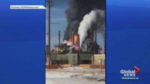 1 injured in explosion at Syncrude site in northern Alberta