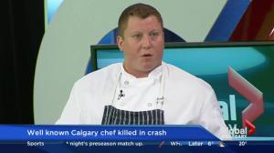 Calgary chef Jonathan Sobol killed in Irricana crash