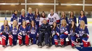 Edmonton ringette team paying tribute to late coach